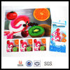 Cheapest 3D PP fruit designs place mats of fruit design as Tourist souvenirs