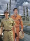Men's customized engineering coverall workwear uniform