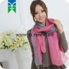 Shrink Color voile Scarves for SS collection