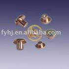ISO9001 bi-metal contact