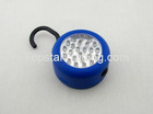 round shape portable 24 led super bright LED work light