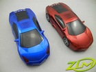 zlm N-F12 mini car speaker FM radio with TF USB U disk music play