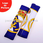 Real Madrid auto accessories seat belt cover