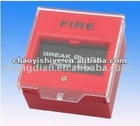 J-SAP-M-04D fire alarm call point break glass button