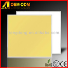 2012 Hot Sale LED Panel Light 6500k 60W 4800lm 595X595X9mm