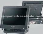 "15"" touch screen POS PC terminal"