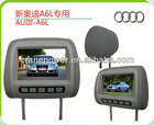 headrest monitor 800x480 for V..W CAR DVD AUDIO,MP3