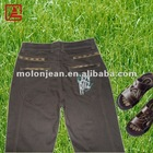 Iran new design men jeans (1702)