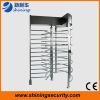 Full-Height Turnstile stainless steel barrier