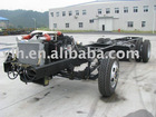 Dongfeng bus frame chassis