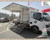Dongfeng 4X2 road advertising stage truck for sale