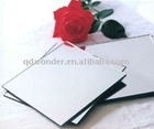 3-8mm Fancy Silver Mirror Sheet with ISO