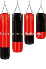 Red /Black PU heavy bag