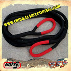 Kinetic snatch strap