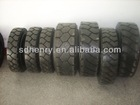 quality industrial forklift tyre 600-9