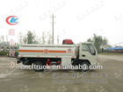 JAC 2200L fuelling vehicle truck