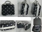 Korean version 4 piecses slap-up luggages trolley case