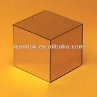 2013 HOT selling Acrylic Mirrored Cubes