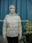 intensive urban trend women's down jacket