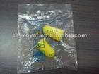 29db PU foam bullet shape ear plugs size:2.5*1.2cm fast rebound