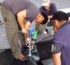Extrusion Welder NCT-18A Hand extruder
