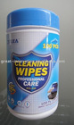 LCD cleaner wipes/ screen wipes