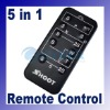 5 in 1 Shutter Remote Control