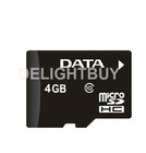 Micro SD 4GB Micro SD Memory Card TF 4 GB 4G with Free SD Adapter