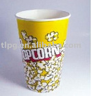 disposable paper cup,popcorn paper cup,promotional paper cup