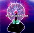 Magic USB Glass Plasma Ball Lamp 4""