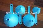 funnel, plastic funnel, 4-set funnel