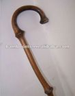 bamboo antique walking stick