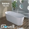 Bath Acrylic Solid Surface Bathtub