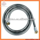 silver thread pvc flexible hose