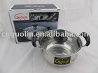 Stainless Steel Cooking Pot/Cookware