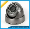 vandalproof 650TVL cctv dome security camera with OSD menu