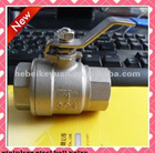 2-pc stainless steel ball valves