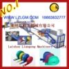SJ90PVC coated water pipe production line