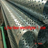 spiral welded perforated metal pipe