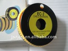 yellow cable markers EC-0