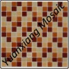 glass decoration mosaic