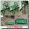 New! 5 in 1 magic trolley