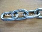 proof coil chain NACM/ASTM standard(Grade 30), zinc plated