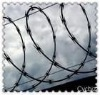 razor barbed wire mesh