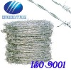 Zinc COATED BARBED WIRE (ISO)