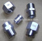 flexible metal hose coupling (bress casting)