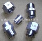 flexible metal hose coupling (bress casting)