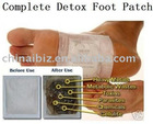 2011 pure nature Abc Detox Foot Patch