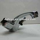 Zinc alloy bathroom tap