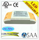 led triac dimmable driver 1-10V/0-10V/DALI dimming control